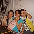 2008.9.16 G2 聚餐