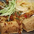 忠孝路美食-正老牌臭豆腐