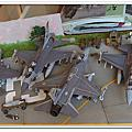 1/72 Tamiya F-16B 中華民國國軍 單載 戰隼戰鬥機 (抗戰勝利紀念飛虎塗裝)
