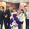 【高雄婚禮主持】1041101午宴❤大樹樺山林宴會館