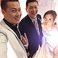 【桃園婚禮主持】1050716早儀式+晚宴❤桃花園飯店+來福星花園大飯店