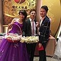 【 台南婚禮主持 】1060422晚宴❤情定大飯店