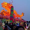 2011竹南花燈