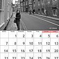 2011月曆
