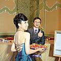 20121124 綠芳結婚造型
