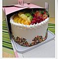 幸福手作蛋糕