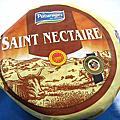 Saint Nectaire et Châteu Murol