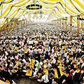 20090928 - Oktoberfest - 正港流水席 慕尼黑十月啤酒節