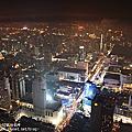 泰國曼谷BAIYOKE SKY HOTEL 82F 夜景BUFFET
