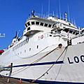 望道號 LOGOS HOPE 全球最大海上圖書館