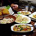 台中公益路美食 芭泰小廚。泰式料理