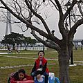 20150125大都會公園騎鐵馬