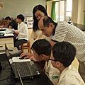 101上 七年級專題   電腦流程圖    明岳老師