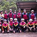 2012   迎新溯溪
