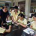 20131109週末營隊(八年級)色層分析