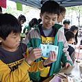 20131214校慶園遊會:創意科學體驗區
