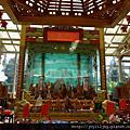 彰化縣鹿港 - 台灣護聖宮玻璃媽祖廟