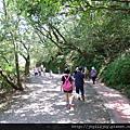台北市陽明山二子坪無障礙步道