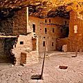 悬崖宫=梅萨维德(印第安人的城寨遗址)