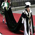 英國女王與美國11任總統