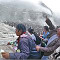 西藏雪頓節-曬大佛