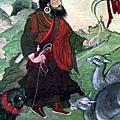 不丹國~~生殖鴻圖當門神
