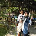 皮蛋書3歲_2009.12.06 台大醉月湖