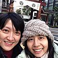 102東京行-與大嬸