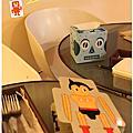 吃在機器人餐廳