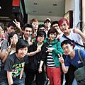 2009/05/12 環宇電台合照