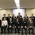 2018 日本東京 26th Nissin Engineering Particle Technology International Seminar 演講者合照