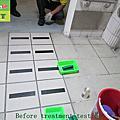 325-bathroom - toilet porcelain tile floor - Beforte anti-slip construction