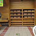 528-溫泉飯店戶外池磁磚走道防滑止滑施工工程