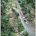 太極峽谷 天梯(梯子吊橋)
