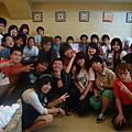 2009.6.13老人聚餐之愛麗絲餐廳