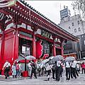 淺草寺+橫檳球場+元祖迴轉壽司