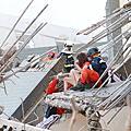 [住週時論] 地震之後的房地產日記(圖片來源:聯合新聞網)
