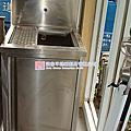 不銹鋼水槽滴水盤台