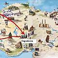 考古歷史學家的天堂---土耳其---Cappadocia