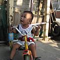 Brian騎單車