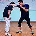 第五屆李小龍截拳道培訓班留影