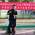 104/2/7 佳里分局春風盃三對三籃球賽