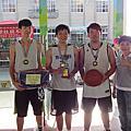 105年臺南市籃球社區聯誼賽-07/16【西港】區