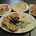 20100703 Como House + Greek food dinner