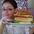 20100704-大漢堡,機器人鋼彈展