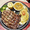 食‧新莊 ☺ 新莊中港路MS.YE LU 義式廚房 ~ 餐點多元化、價格平實滋味佳,排餐燉飯輕食樣樣有