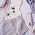育兒‧童裝推薦☺ Bunny Baby 有機棉童裝 (GOTS認證有機棉) ~ 全程MIT製造,「終生寶顧」專案讓孩子穿的舒適可愛,還能替地球盡一份心力