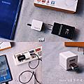 3C.資料備份☺ Qubii A備份豆腐 安卓版~ 體積小攜帶方便,充電同時備份資料,省時又省力