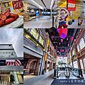 遠百信義A13樓層介紹 ☺ 信義百貨新亮點,4樓懷舊時光埕超好拍~台灣首間「樂高授權專賣店」、頂級威秀、各式美食,等你一一挖掘