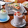 台北美食 ☺吃吧餐廳Chiba  amba台北西門町意舍酒店 ~一起吃吧!底特律方形披薩、冰雪奇緣分享餐